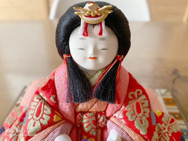 雛人形のお姫様
