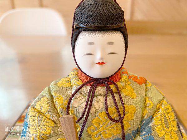 雛人形のお殿様
