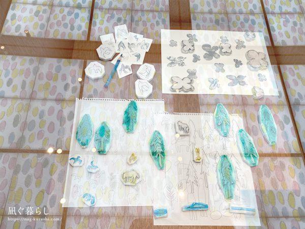 ミナ ペルホネン つづく展 兵庫県立美術館